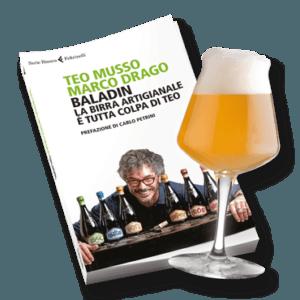 Teo Musso e birra artigianale baladin