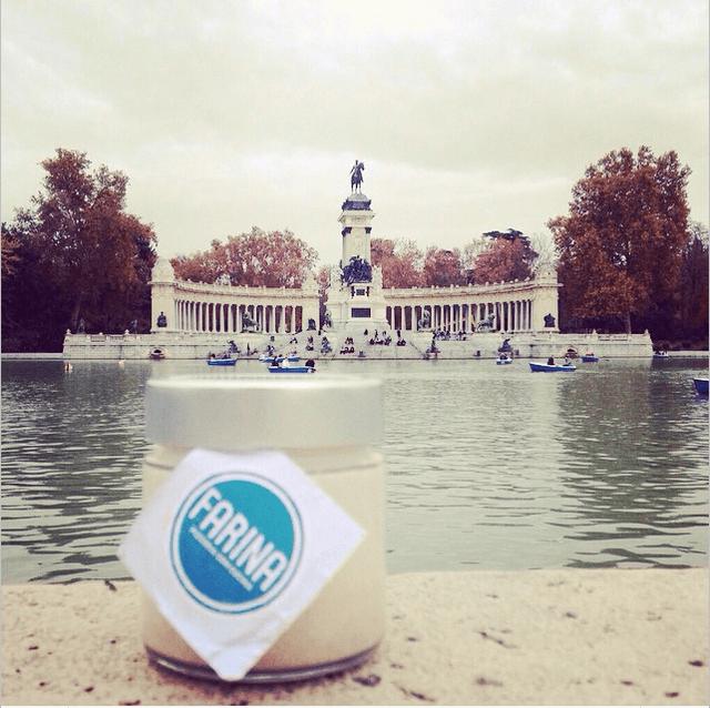 Parque del ritiro - Madrid