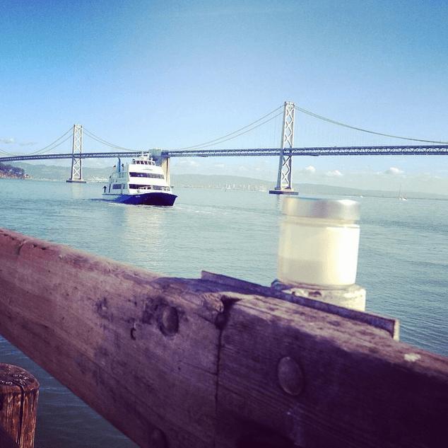 Baia di San Franscisco, in incognito