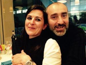 Max e Laura dell' Oleificio Venturi Agape di Sassocorvaro