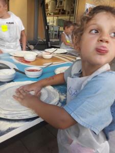 Pizza Merenda Farina per bambini