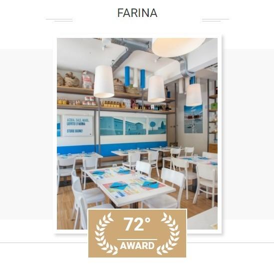 Farina 50 Top Pizza