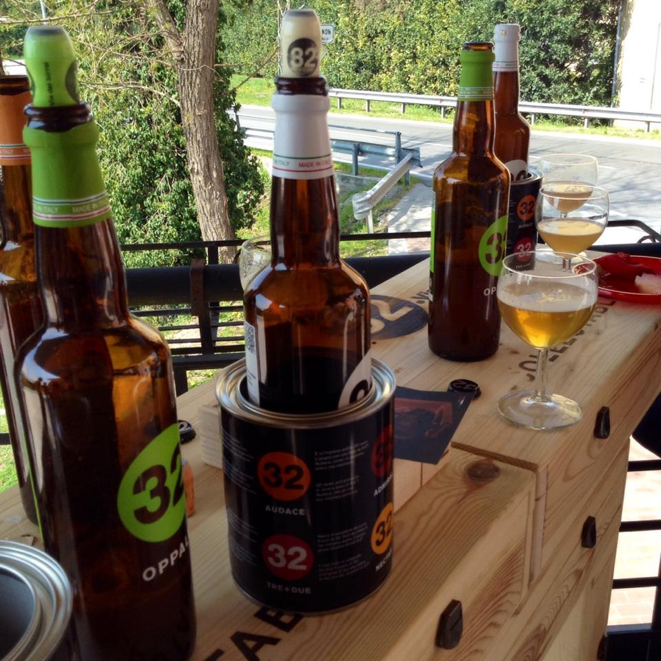 Birra 32 - Via dei Birrai
