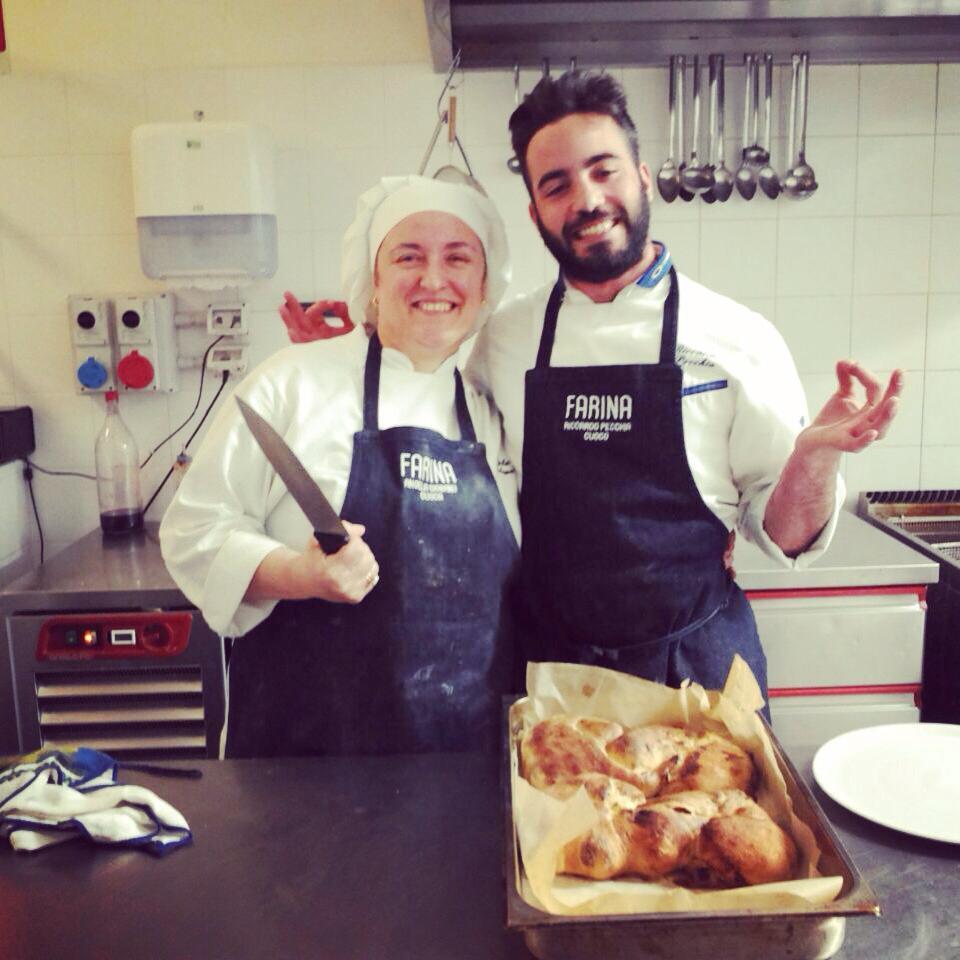Richi e Angela pizzeria farina pesaro