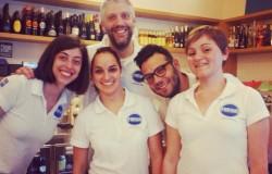 Paolo, Francesca, Anna, Gianni e Sofia pizzeria farina pesaro