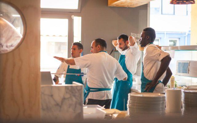 La squadra pizzeria