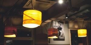 Luci a legno Roberta Tura