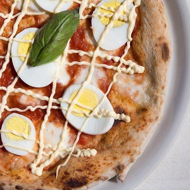 Pizza Rossini Farina Pesaro